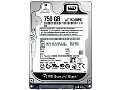 "(1010338) Жесткий диск WD Original SATA-III 750Gb WD7500BPKX Black (7200rpm) 16Mb 2.5"""