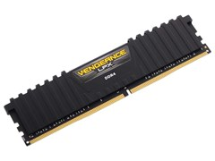 (1010373) Память DDR4 4Gb 2400MHz Corsair CMK4GX4M1A2400C16 RTL PC4-19200 CL16 DIMM 288-pin 1.2В