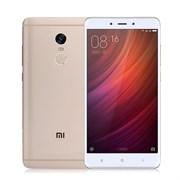 (1010375) Смартфон Xiaomi Redmi note 4 Gold, 5.5'' 1920x1080, 2.0GHz, 8 Core, 3GB RAM, 32GB, up to 128GB flash, 13Mpix/5Mpix, 2 Sim, 2G, 3G, LTE, BT, Wi-Fi, GPS, Glonass, 4100mAh