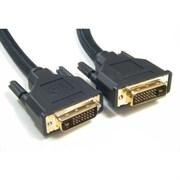 (28243) Кабель DVI dual link (25M-25M) 1.8м Exegate, позолоченные контакты
