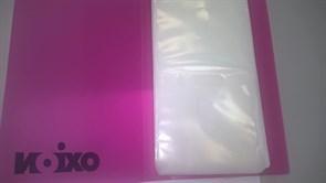 (1010281) Кейс OXION CD/DVD OFFICE на 48 дисков бордовый