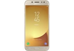 "(1010441) Смартфон Samsung Galaxy J7 (2017) SM-J730 16Gb золотистый моноблок 3G 4G 2Sim 5.5"" 1080x1920 Android 7.0 13Mpix 802.11abgnac BT GPS GSM900, 1800 GSM1900 TouchSc MP3 microSD max256Gb (SM-J730FZDNSER)"
