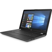 "(1010456) Ноутбук HP 15-bs009ur Pentium N3710, 4Gb, SSD128Gb, Intel HD Graphics 405, 15.6"", HD (1366x768), Windows 10, black, WiFi, BT, Cam (1ZJ75EA)"