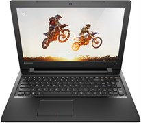 "(1010500) Ноутбук Lenovo IdeaPad 300-15IBR Pentium N3710, 4Gb, 500Gb, Intel HD Graphics 405, 15.6"", HD (1366x768), Windows 10, black, WiFi, BT, Cam (80M300PGRK)"