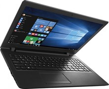 "(1010499) Ноутбук Lenovo IdeaPad 110-15IBR Celeron N3060, 4Gb, 500Gb, DVD-RW, Intel HD Graphics 400, 15.6"", HD (1366x768), Free DOS, black, WiFi, BT, Cam (80T7003QRK)"