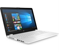 "(1010497) Ноутбук HP 15-bw030ur E2 9000e, 4Gb, 500Gb, AMD Radeon R2, 15.6"", HD (1366x768), Windows 10, white, WiFi, BT, Cam (2BT51EA)"