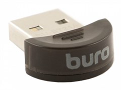 (1010532) Адаптер USB Buro BU-BT21A Bluetooth 2.1+EDR class 2 10м черный