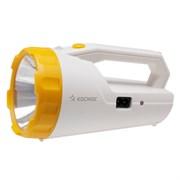 (1010634) Фонарь Космос Accu9191LED (прожектор, аккумуляторный, светодиодный 1х3W LED, 4V2AH, зарядка от 220V)