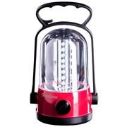 (1010628) Фонарь Космос 6010LED (кемпинговый, аккумуляторный, светодиодный 32*0,2Вт LED, 400Лм, 4V 2Ah)