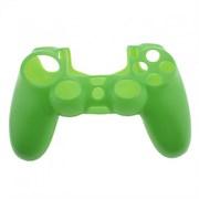 (1010608) Силиконовый чехол для PS4 Oxion OSC02GNM, зелёный камуфляжный (OSC02GNM)