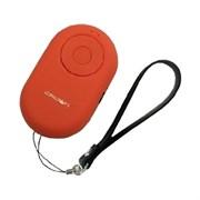 (1010685) Bluetooth - колонка CROWN CMBS-312 orange (3W; Bluetooth функция, звонки и прослушивание аудио;  Спуск затвора камеры смартфона;MP3 плеер с карт памяти microSD;FM радио.)