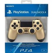 (1010705) Sony PS 4 Геймпад Sony DualShock gold v2  NEW  (CUH-ZCT2E) [ACPS497]