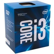 (1010708) Процессор Intel Original Core i3 7100 Soc-1151 (BX80677I37100 S R35C) (3.9GHz/HDG630) Box