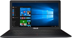 "(1010727) Ноутбук Asus K550VX-DM360D Core i7 6700HQ, 8Gb, 1Tb, nVidia GeForce GTX 950M 2Gb, 15.6"", FHD (1920x1080), Free DOS, black, WiFi, BT, Cam (90NB0BBJ-M10750)"