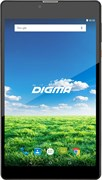 "(1010764) Планшет Digma Plane 7700T SC9832 (1.5) 4C, RAM1Gb, ROM8Gb 7"" IPS 1280x800, 3G, 4G, Android 6.0, черный, 0.3Mpix, BT, GPS, WiFi, Touch, microSD 128Gb, minUSB, 2400mAh"