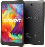 "(1010763) Планшет Digma Plane 7.6 3G  MT8392 (2.0) 8C, RAM1Gb, ROM8Gb 7"" IPS 1920x1200, 3G, Android 5.1, черный, 5Mpix, 2Mpix, BT, GPS, WiFi, Touch, microSDHC 32Gb, minUSB, 2800mAh, 8hr"
