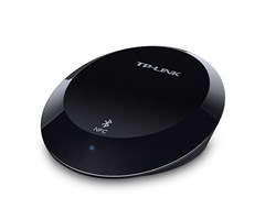 (1010755) Ресивер Bluetooth TP-Link HA100 черный 1.0 BT