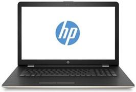 """(1010906) Ноутбук HP 17-ak028ur gold 17.3"""" 1600x900, AMD E2-9000, 4Gb, SSD 128Gb (M.2), DVD-RW, WiFi, BT, Cam, DOS [2CP42EA]"""
