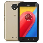 "(1010935) Смартфон Motorola XT1754 C 4G 16Gb золотистый моноблок 3G 4G 2Sim 5"" 480x854 Android 7.0 5Mpix 802.11bgn BT GPS GSM900, 1800 GSM1900 MP3 FM A-GPS microSD max32Gb (PA6L0051RU)"