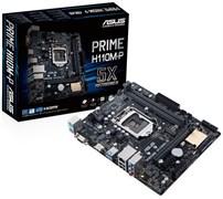(1010924) Материнская плата Asus PRIME H110M-P Soc-1151 Intel H110 2xDDR4 mATX AC`97 8ch(7.1) GbLAN+VGA+HDMI