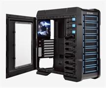 (1010916) Корпус Thermaltake Chaser A31 черный без БП ATX 2x120mm 2xUSB3.0 audio bott PSU