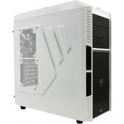 (1010914) Корпус Aerocool Xpredator X1 White Edition белый/черный без БП ATX 2x120mm 2xUSB3.0 audio bott PSU