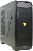 (1010913) Корпус Aerocool Vs-92 Black Edition черный без БП ATX 1x120mm 2xUSB3.0 audio bott PSU