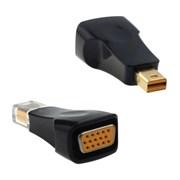 (196430)  Переходник mini DisplayPort (M) -> VGA (F), Orient C314