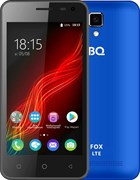 "(1010973) Смартфон BQ-4500L Fox LTE MT6737m x4, 1gb, 8gb, 4,5"" (854x480), 2sim Android 7.0, Синий, 3G, 4g,  WiFi, GPS, BT, Cam, 1700mAh"