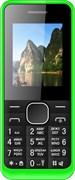 """(1010967) Мобильный телефон IRBIS SF06g, 32mb, 1.77"""" (128x160), 2sim, Зереный, BT, FM, 600mAh"""