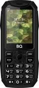 """(1010953) Мобильный телефон BQ-2428 Tank, 32mb, 32mb, 2sim, 2.4""""  (240х320), Черный, FM, 1000mAh"""