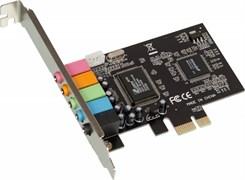 (1005140) Звуковая карта PCI-E CMI 8738LX (C-Media CMI8738-LX) 5.1 bulk