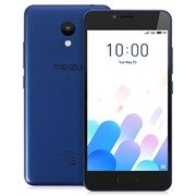 "(1010986) Смартфон Meizu M5c Голубой, MediaTek MT6737x4, 2Gb, 16Gb, Mali-T860 MP2, 5"", IPS (1280x720), Android 6, 3G, 4G/LTE, WiFi, GPS/ГЛОНАСС, BT, Cam, 3000mAh"