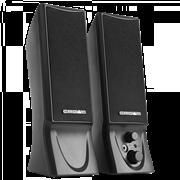 (1010993) Акустическая система 2.0 CROWN CMS-602 (USB, 6W; управление громкостью, разъём для наушников, кнопка включения, Длина кабеля между колонками 1м;Длина аудио-кабеля и питания 2м.)