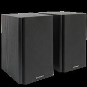 (1010992) Акустическая система 2.0 CROWN CMS-240 (МДФ, 220V, 24W; управление Volume/Treble/Bass, кнопка включения, Длина кабеля между колонками 1м;Длина аудио-кабеля и питания 2м.)