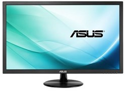 "(1011058) Монитор Asus 21.5"" VP228DE черный TN+film LED 16:9 Mat 200cd"