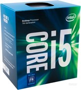 (1009028) Процессор Intel Original Core i5 7400 Box Soc-1151 Kaby Lake (BX80677I57400 S R32W) (3GHz/HDG630)