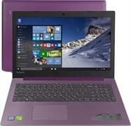 "(1011106) Ноутбук Lenovo IdeaPad 320-15IKBN 15.6"" пурпурный Core i5 7200U, 4Gb, 1Tb, DVD-RW, nVidia GeForce 940MX 2Gb, 15.6"", FHD (1920x1080), Windows 10, purple, WiFi, BT, Cam"