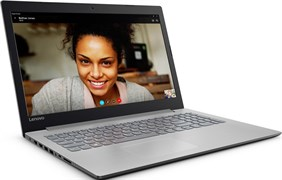 "(1011105) Ноутбук Lenovo IdeaPad 320-15IKBN 15.6"" серый Core i5 7200U, 4Gb, 1Tb, nVidia GeForce 940MX 2Gb, 15.6"", FHD (1920x1080), Windows 10, grey, WiFi, BT, Cam"