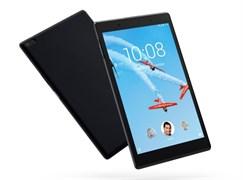 "(1011132) Планшет Lenovo Tab 4 TB-7504X MediaTek MT8735B, 1Gb, 16Gb, Mali-T720, 7"" IPS (1024x600), Android 7.0, Черный,  3G/4G,  WiFi, GPS, BT, Cam, 3500mAh (ZA380077RU)"