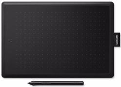 (1011138) Планшет для рисования Wacom One CTL-672 USB черный/красный
