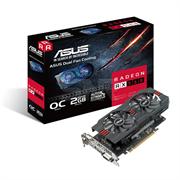 (1011179) Видеокарта Asus PCI-E RX560-O2G AMD RX560 2048Mb 128b GDDR5 1275/7000 DVIx1/HDMIx1/DPx1/HDCP Ret
