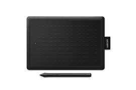 (1011170) Планшет для рисования Wacom One CTL-472 USB черный/красный