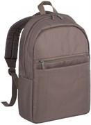 """(1011165) Рюкзак для ноутбука 15.6"""" Riva 8065 черный полиэстер"""