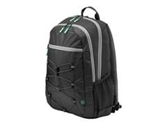 """(1011162) Рюкзак для ноутбука 15.6"""" HP Active черный синтетика (1LU22AA)"""