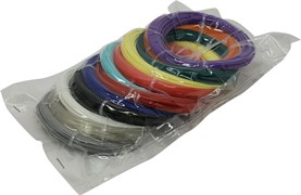(1011064) Пластик для ручки 3D Cactus CS-3D-PLA-12x10M PLA d1.75мм L10м 12цв.