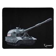"(1011055) Коврик для мыши Gembird MP-GAME3, рисунок- ""танк-3"", размеры 250*200*3мм"