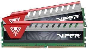 (1010928) Память DDR4 2x8Gb 2800MHz Patriot PVE416G280C6KRD RTL PC4-22400 CL16 DIMM 288-pin 1.2В