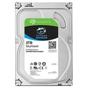 (1011184) Жесткий диск Seagate Original SATA-III 3Tb ST3000VX010 Video Skyhawk (5900rpm) 64Mb 3.5""