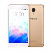 (1011205) Смартфон MEIZU M5s Gold, 5.2'' 1280x720, 1.3GHz, 8 Core, 3GB RAM, 16GB, up to 128GB flash, 13Mpix/5Mpix, 2 Sim, 2G, 3G, LTE, BT, Wi-Fi, GPS, Glonass, 3000mAh, Android 6.0, 143g, 148.2x72.5x8.4, считыватель отпечатков пальцев
